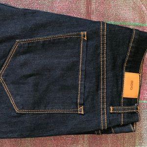 UO   BDG Dark Wash Denim Jeans